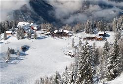 Hotel Krvavec - 4denní zimní balíček se skipasem v ceně***33