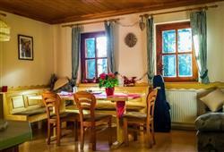 Apartmány Muštrinka - 5/6denný zimný balíček so skipasom v cene9