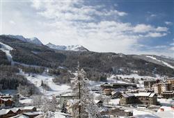 Hotel Posta - 6denný lyžiarsky balíček so skipasom a dopravou v cene***10