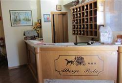 Hotel Posta - 6denný lyžiarsky balíček so skipasom a dopravou v cene***5
