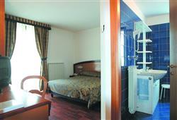 Hotel Posta - 6denný lyžiarsky balíček s denným prejazdom a skipasom na 3 dni v cene***2