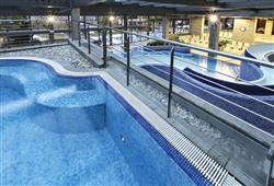 Rikli Balance Hotel – 3 až 6denný zimný balíček so skipasom v cene****17