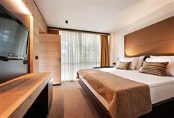 Rikli Balance Hotel – 3 až 6denný zimný balíček so skipasom v cene****1