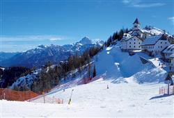 Hotel Jadran - 5denní lyžařský balíček s denním přejezdem, wellness a skipas v ceně***31