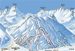 Hotel Jadran - 5denní lyžařský balíček s denním přejezdem, wellness a skipas v ceně***23