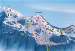 Hotel Jadran - 5denní lyžařský balíček s denním přejezdem, wellness a skipas v ceně***24