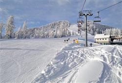 Hotel Jadran - 5denní lyžařský balíček s denním přejezdem, wellness a skipas v ceně***29