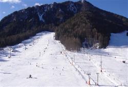 Hotel Jadran - 5denní lyžařský balíček s denním přejezdem, wellness a skipas v ceně***30