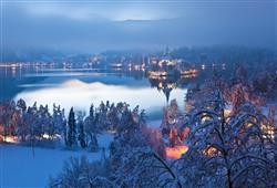 Hotel Jadran - 5denní lyžařský balíček s denním přejezdem, wellness a skipas v ceně***21