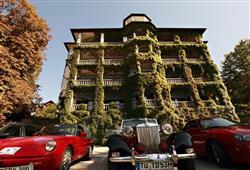 Hotel Jadran - 5denní lyžařský balíček s denním přejezdem, wellness a skipas v ceně***1