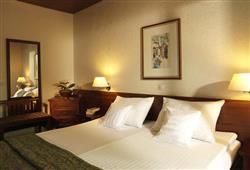 Hotel Jadran - 5denní lyžařský balíček s denním přejezdem, wellness a skipas v ceně***6
