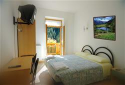 Hotel Aurora Pejo - 6denný lyžiarsky balíček so skipasom a dopravou v cene***4