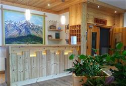 Hotel Aurora Pejo - 6denný lyžiarsky balíček so skipasom a dopravou v cene***9