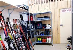 Hotel Aurora Pejo - 6denný lyžiarsky balíček so skipasom a dopravou v cene***10