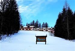Hotel Aurora Pejo - 6denný lyžiarsky balíček so skipasom a dopravou v cene***1