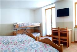 Hotel Aurora Pejo - 6denný lyžiarsky balíček so skipasom a dopravou v cene***3