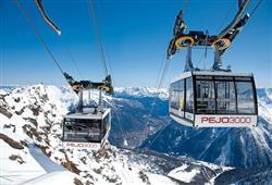 Hotel Aurora Pejo - 6denný lyžiarsky balíček so skipasom a dopravou v cene***12