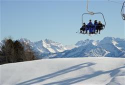 Hotel Aurora Pejo - 6denný lyžiarsky balíček so skipasom a dopravou v cene***19