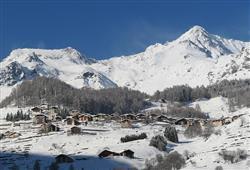 Hotel Aurora Pejo - 6denný lyžiarsky balíček so skipasom a dopravou v cene***22