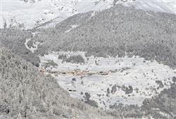 Hotel Aurora Pejo - 6denný lyžiarsky balíček so skipasom a dopravou v cene***25