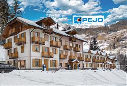 Hotel Aurora Pejo - 6denný lyžiarsky balíček so skipasom a dopravou v cene***0