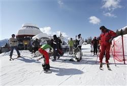 Hotel Aurora Pejo - 5denný lyžiarsky balíček s denným prejazdom a skipasom v cene22