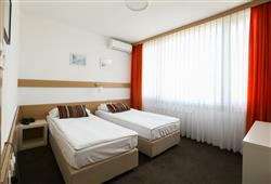 Hotel Krim - 5/6denní zimní balíček se skipasem v ceně***6