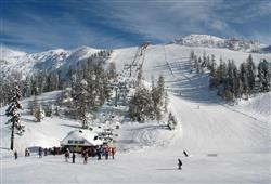 ski areál Krvavec