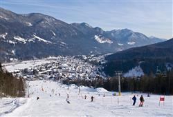 ski areál Kranjska Gora