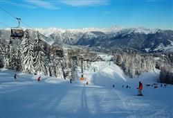 ski areál Cerkno