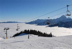 ski areál Tarvisio