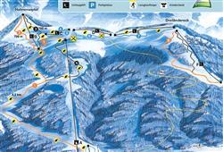 ski areál 3Laendereck
