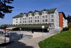 Hotel Habakuk - týdenní zimní balíček se skipasem v ceně****3