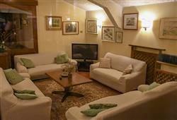 Hotel Comelico - 5denný lyžiarsky balíček so skipasom a dopravou v cene***18