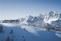 Hotel Comelico - 5denný lyžiarsky balíček so skipasom a dopravou v cene***23