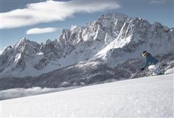 Hotel Comelico - 5denný lyžiarsky balíček so skipasom a dopravou v cene***33