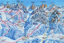 Hotel Comelico - 5denný lyžiarsky balíček so skipasom a dopravou v cene***34