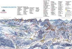 Hotel Comelico - 5denný lyžiarsky balíček so skipasom a dopravou v cene***35