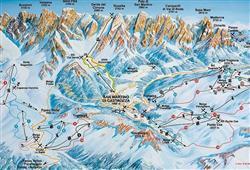 Hotel Cimone Excelsior – 6denný lyžiarsky balíček so skipasom na 4 dni a dopravou v cene***12