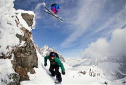 Hotel Cimone Excelsior – 6denný lyžiarsky balíček so skipasom na 4 dni a dopravou v cene***20
