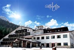 Hotel San Giusto – 6denný lyžiarsky balíček s denným prejazdom a skipasom v cene***0