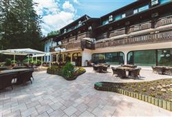 Hotel Ribno - 5/6denný zimný balíček so skipasom v cene***3