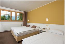 Hotel Ribno - 5/6denný zimný balíček so skipasom v cene***7