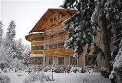 Hotel Ribno - týždenný zimný balíček so skipasom v cene***0