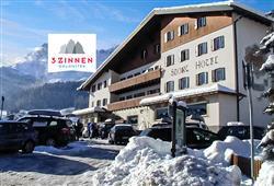 Sport Hotel – 5denní lyžařský balíček se skipasem a dopravou v ceně***1