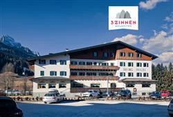 Sport Hotel – 5denní lyžařský balíček se skipasem a dopravou v ceně***0