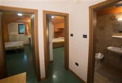 Hotel Casa Alpina – 5denný lyžiarsky balíček so skipasom a dopravou v cene**12
