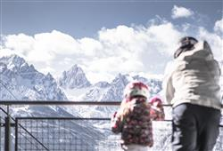 Hotel Casa Alpina – 5denný lyžiarsky balíček so skipasom a dopravou v cene**25