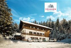 Hotel Casa Alpina – 5denný lyžiarsky balíček so skipasom a dopravou v cene**0