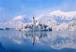 Hotel Savica – gourmet a wellness pobyt so skipasom do 3 krajín v cene****1